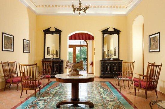 Hotel Iaccarino: Lobby