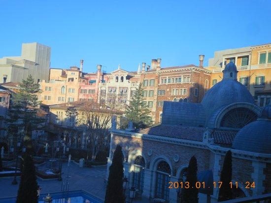 Tokyo DisneySea Hotel MiraCosta: ミラコスタ 