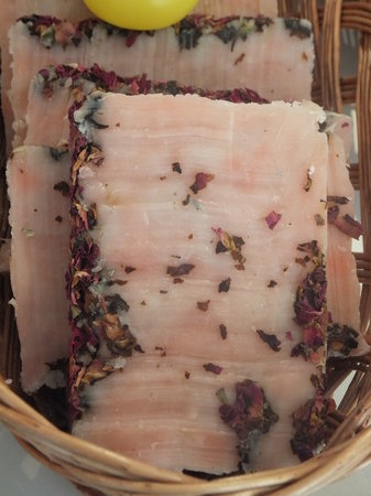 Kenmare Soap Shop: Decadent Rose Soap