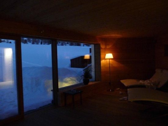 Hotel Chalet Gerard: Spa-Bereich