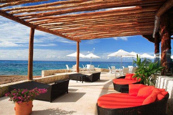 Presidente Inter-Continental Cozumel Resort & Spa: Lobby Lounge