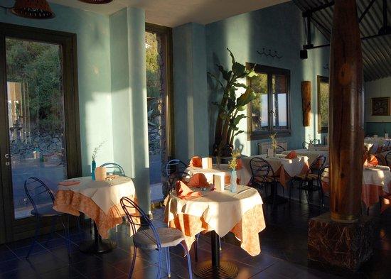 La Francesca: interno ristorante