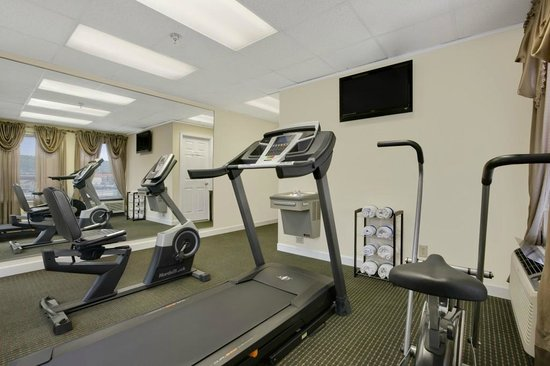 Ramada Pelham: Fitness Center