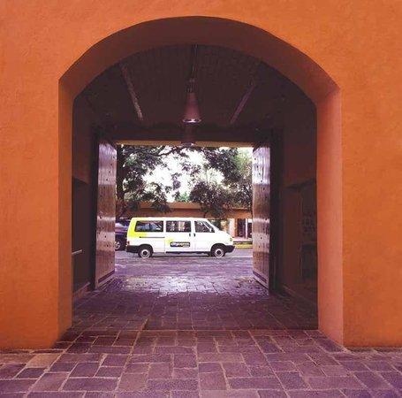 City Express Puebla Centro: Cityexpress Puebla Camioneta
