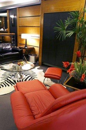 Asuncion Internacional Hotel & Suites : Lobby View