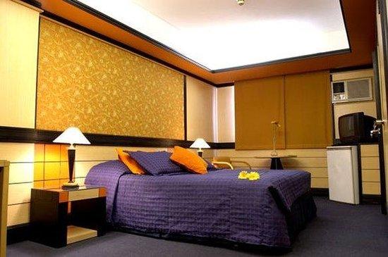 Asuncion Internacional Hotel & Suites : Guest Room