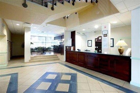 Campanile Szczecin Hotel: Lobby