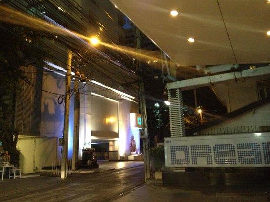 โรงแรมดรีม กรุงเทพ:                   Dream hotel