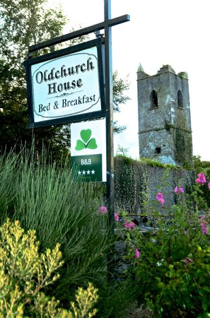 Oldchurch House B&B: Old Chrchhouse B&B