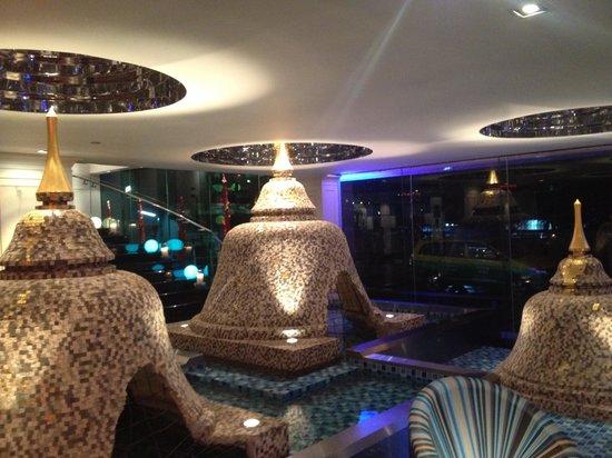 โรงแรมดรีม กรุงเทพ:                   Lobby at DREAM BKK 2