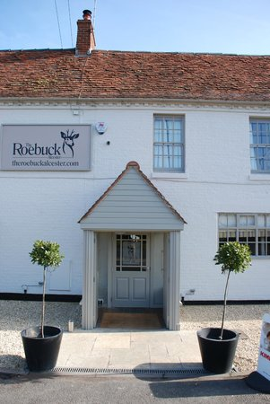 The Roebuck, Alcester