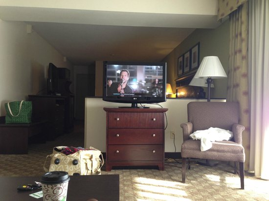 Holiday Inn Roanoke - Tanglewood:                   Jacuzzi Suite