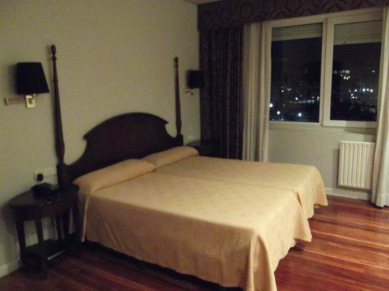Aisia Zita Hotel Emperatriz: Habitación