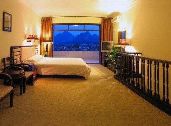 Tangrenjie Hotel: Guest room