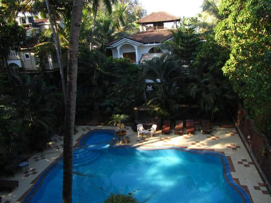 Alidia beach cottages updated 2018 prices guest house - Guest house in goa with swimming pool ...