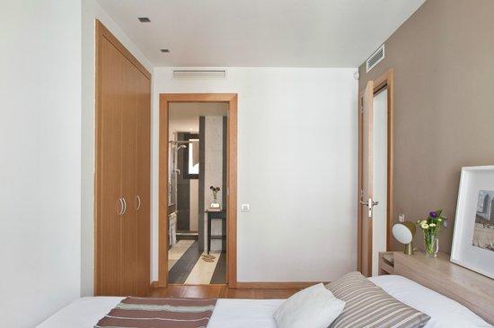 AinB Sagrada Familia : Bedroom