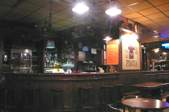 La Pinta : zona bar