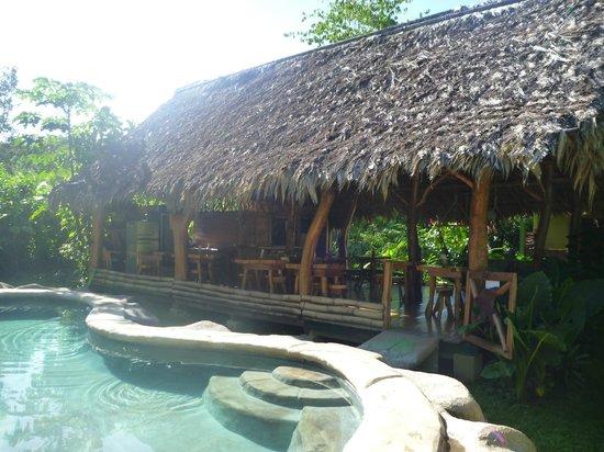 Hotel Blue Conga : dining area
