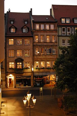 Hotel Am Josephsplatz: Exterior View
