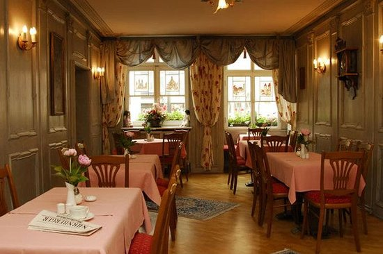 Hotel Am Josephsplatz: Restaurant