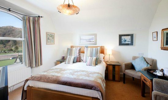 Easedale Lodge: Stylish Deluxe Bedroom