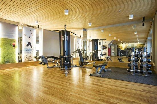 Scandic Infra City: Gym