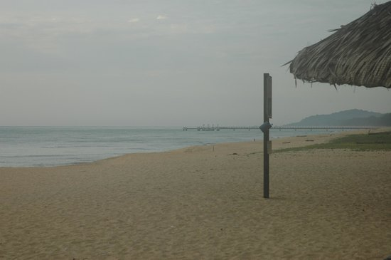 Resorts World Kijal:                   The Beach