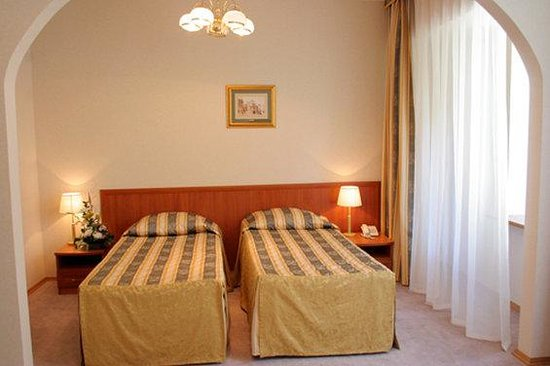 Arbat Hotel: Deluxe
