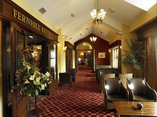 Dunsilly Hotel: Lounge