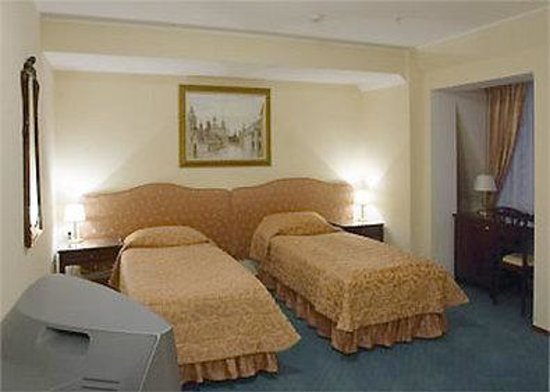 Medea Hotel: Twin