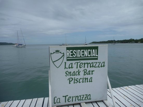 Hotel la Terraza:                   awesome!