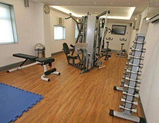 Royal Chace Hotel: Gym