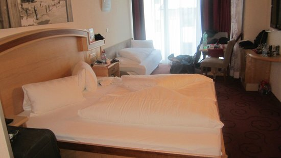 Hotel Charly: Nice bedroom