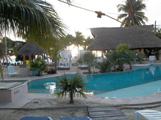 هوتل بوسادا كلوب ديل مار: Beautiful pool