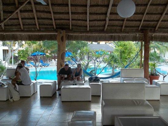 Hotel Posada Del Mar: Bar