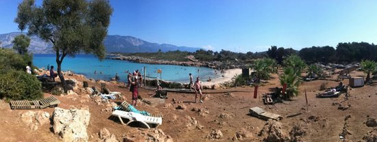 Cleopatra Island :                   Kleopatra Adası