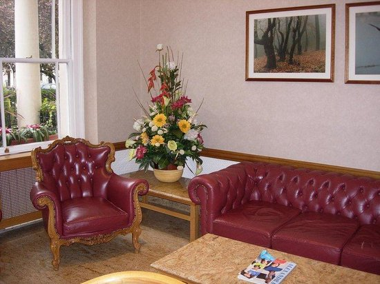 Nayland Hotel: Sitting room