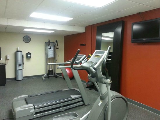 BEST WESTERN Albemarle Inn: New Fitness Center