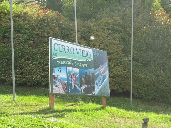 Parque Ecoturistico Cerro Viejo: entrada