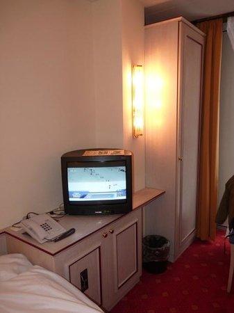 Hotel Aurbacher:                   Double room