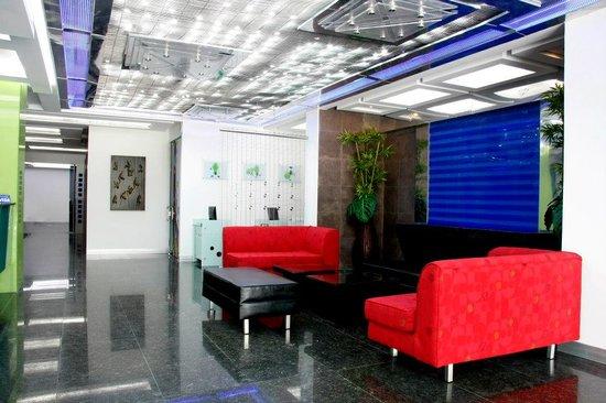 Hotel Stanford Plaza Barranquilla: Lobby