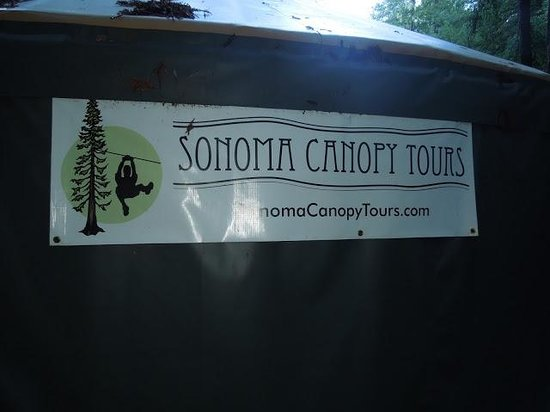 Sonoma Canopy Tours:                   Welcome