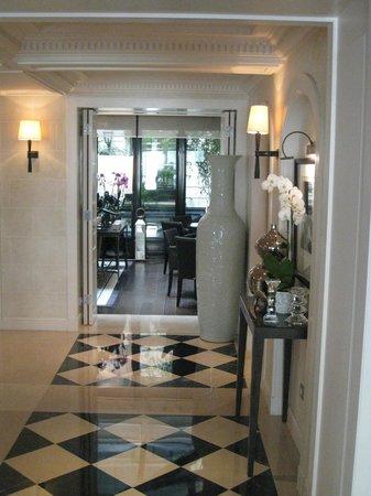 Hotel Keppler:                   Hallway
