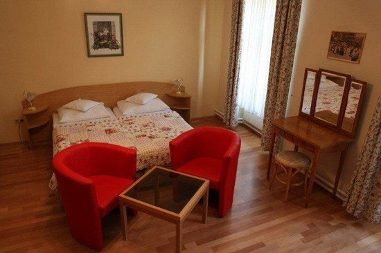 Hotel Graf Stadion : Guest room