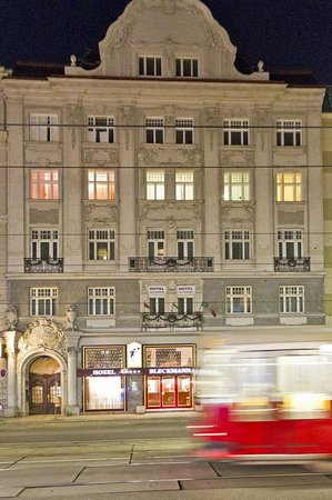 Hotel-Pension Bleckmann: Exterior