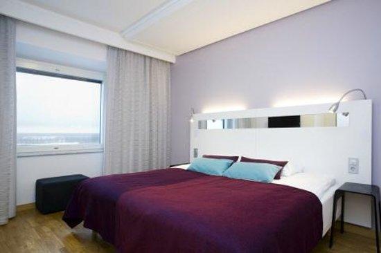 Scandic Infra City: Suite Bedroom