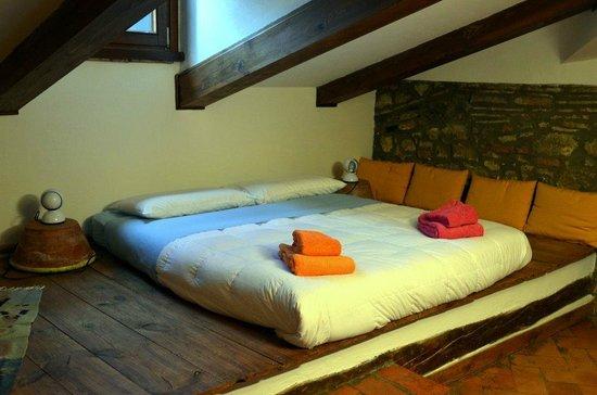 La casa di Adelina Charming House: la camera da letto