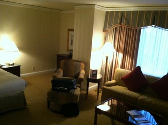 The Ritz-Carlton, Tysons Corner: junior suite