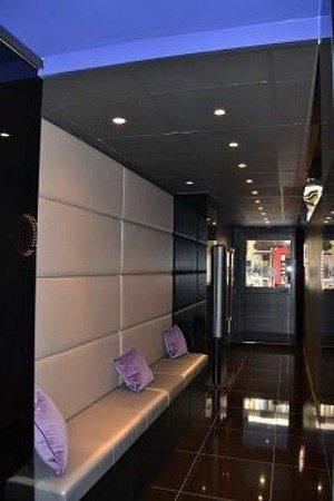 Corona Hotel: lobby