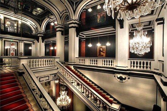 Saint James Paris - Relais et Chateaux: Lobby